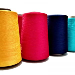 hilos polyester