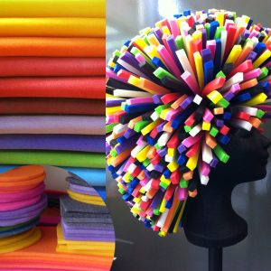polifon de colores