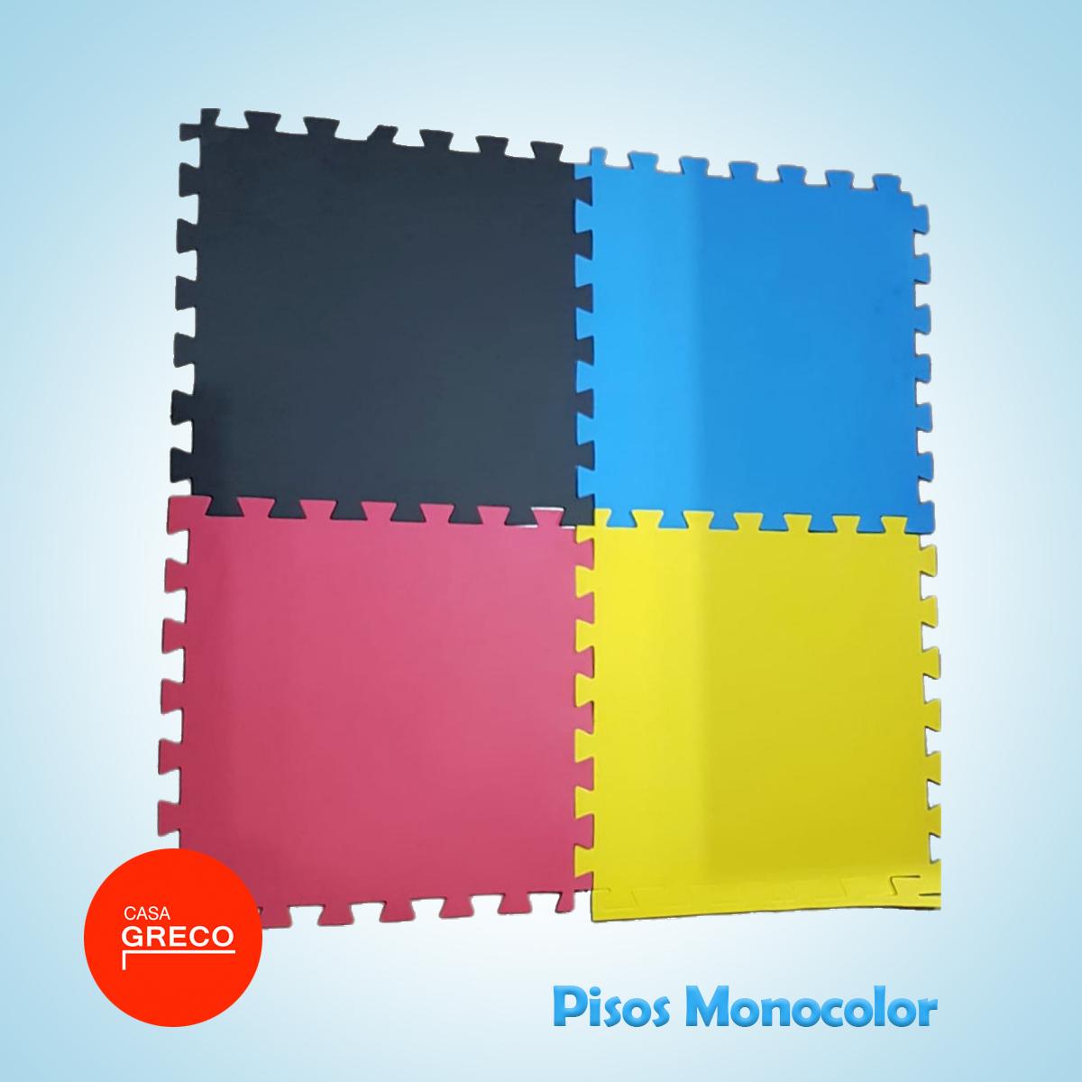 pisos monocolor